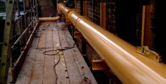 Gas Pipework
